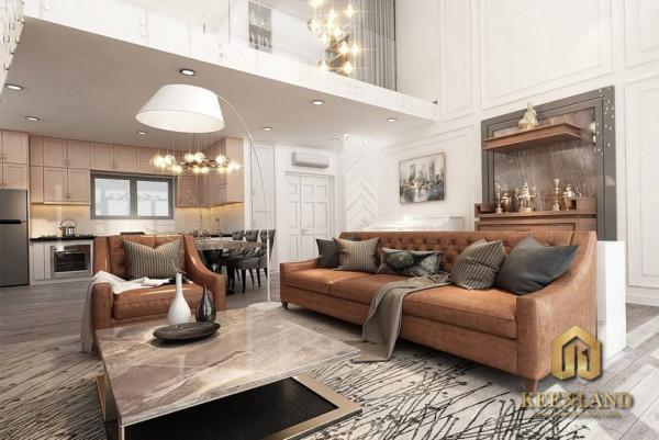 """""""Duplex"""" là gì? so sánh căn hộ duplex và căn hộ penthouse"""